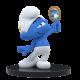 Blue Resin IJdele Smurf 700108