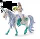 Schleich Bayala 42509 Vermeid riding on sea unicorn