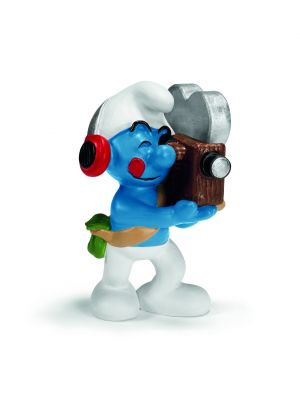Schleich 20714 Camera man Smurf