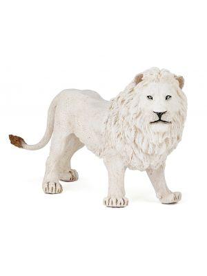 Papo 50074 Wild Witte Leeuw