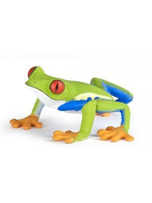 Papo Wild Life Red-eyed tree frog 50210