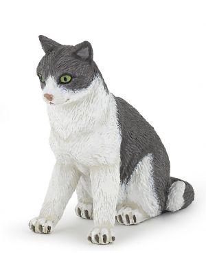 Papo 54033 Zittende Kat