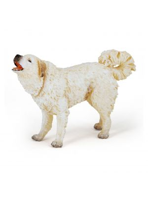 Papo 54044 Hond Witte Berghond