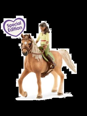 Schleich 42414 Horse Club Gril 4 & Arabian Mare