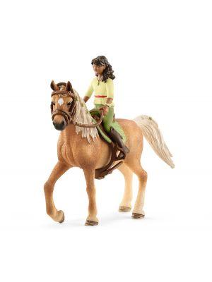 Schleich 42517 Horse Club Sarah & Mystery