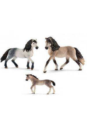 Schleich Andalusian Horses set 2017