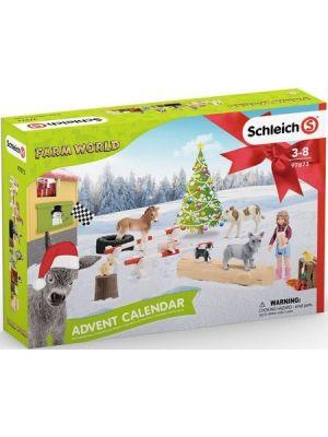 Schleich 97873 Farm world 2018 advent calendar