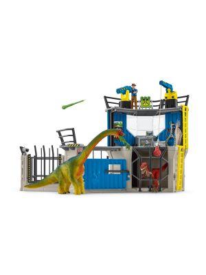 Schleich Dinosaurus 41462 Lagre dino research station