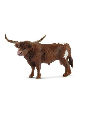 Schleich 13866 Texas Longhorn Bull