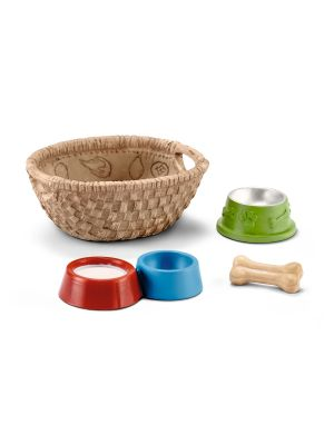 Schleich 42293 Feed for dogs and cats