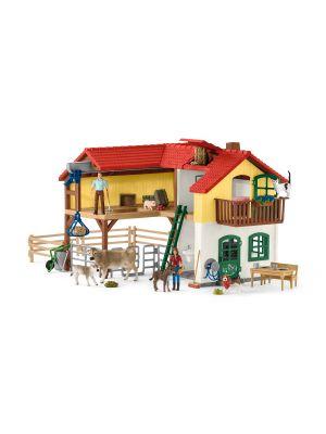 Schleich 42407 Farm World Large Farm house
