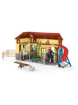 Schleich Farm Life 42485 Horse stable