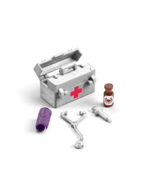 Schleich 42364 Horse Stable medical kit