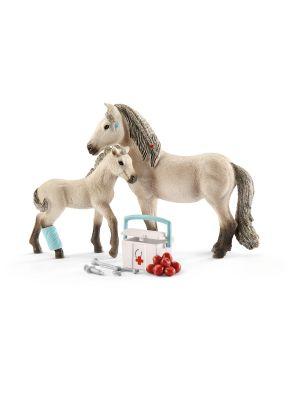 Schleich 42430 First aid kit & Icelandic horse