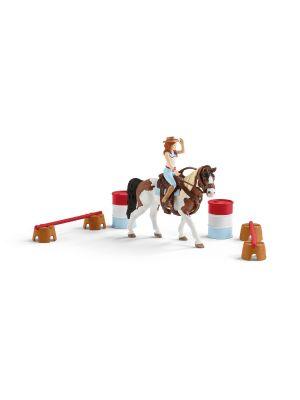 Schleich Horse Club 42441 Hannahs western riding set