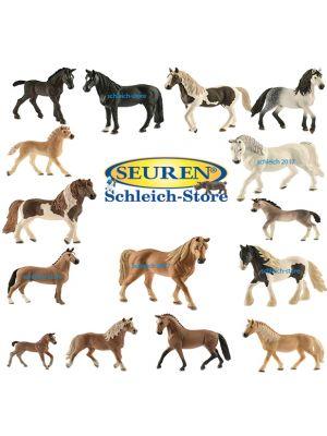 Schleich Horses set 2017 15 Horses