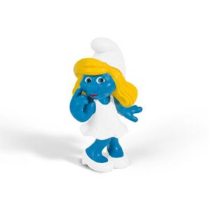 Schleich Smurfen Smurfin dromerig 20731