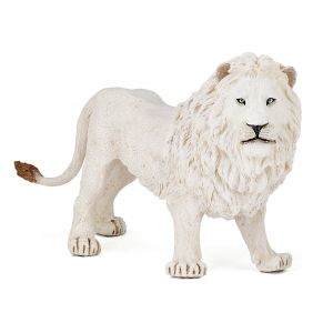 Papo Wild Life Witte Leeuw 50074