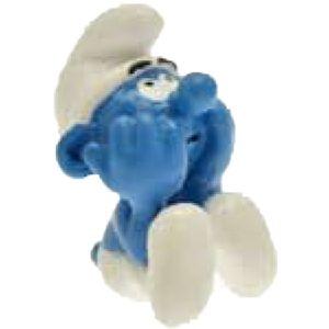 Pixi Zit Smurf 6436