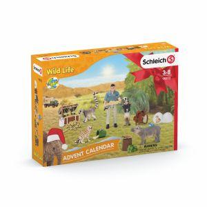 Schleich Wild Life Adventskalender 2021 met 24 Vensters 98272