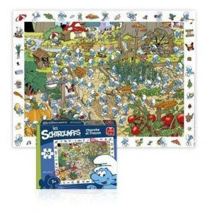 Jumbo De Smurfen puzzel 70 stuks. 65,5 x 49 cm