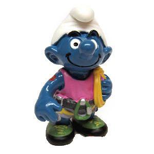 Schleich 20468 Klim Potige Smurf