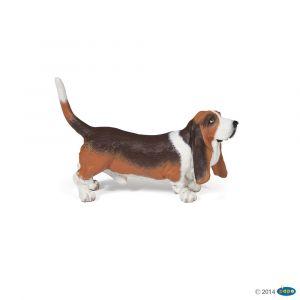 Papo 54012 Hond Basset Hound