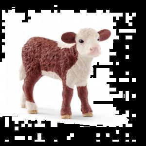 Schleich 13868 Hereford calf