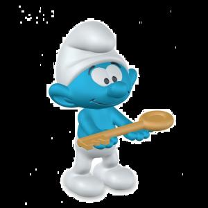 Schleich 20795 Smurf with key