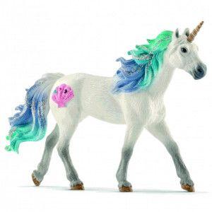Schleich 70571 Bayala Sea unicorn stallion