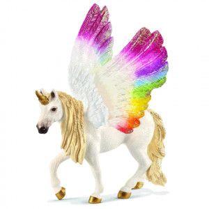 Schleich 70576 Bayala Winket rainbow unicorn