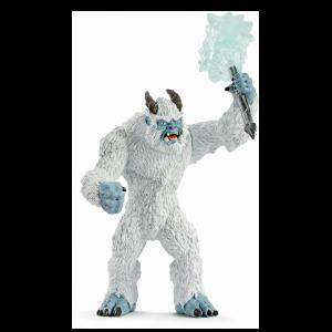 Schleich Eldrador 42448 Ice monster with weapon