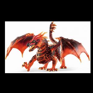 Schleich Eldrador 70138 Lava Dragon