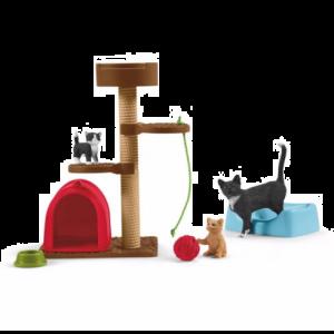 Schleich Farm World 42501 Fun for cute cats