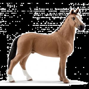 Schleich 13837 horse Hanoverian gelding