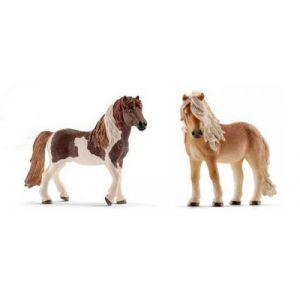 Schleich Island Pony set
