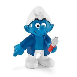 Schleich 20768 Concierge Smurf