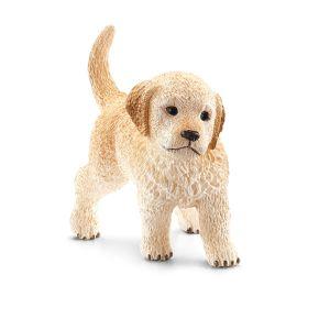 Schleich 16396 Golden Retriever puppy