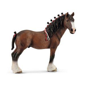 Schleich 13808 horse Clydesdale gelding