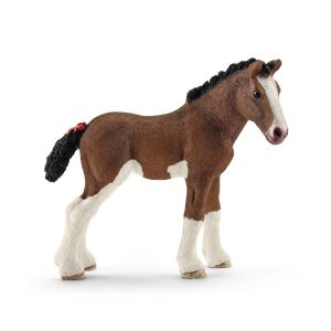 Schleich 13810 horseClydesdale foal