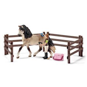 Schleich Farm World  Paardenverzorgset Andalusier 42270