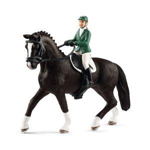 Schleich 42358 Showjumper with horse