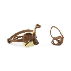Schleich 42491 Selle & bridle Horse Club Sarah & Mystery