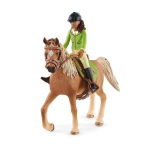 Schleich Horse Club Sarah & Mystery 42542