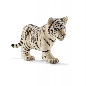 Schleich 14732 Tiger cub, white