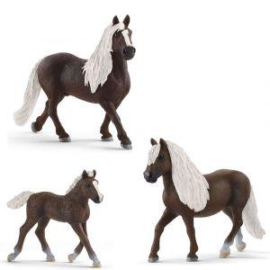Schleich Black Forest Horse Set 2020