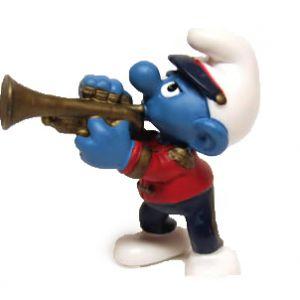 Schleich 20479 Trompet Smurf